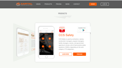 CCS Safety - Digital Platform for Construction Business
