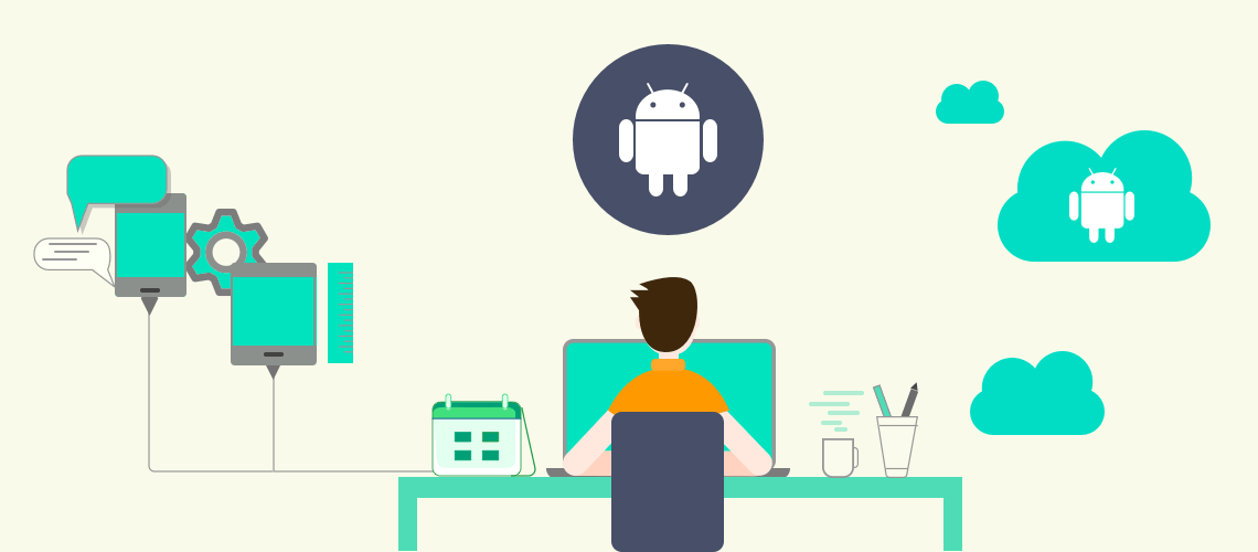 Middle Android Developer