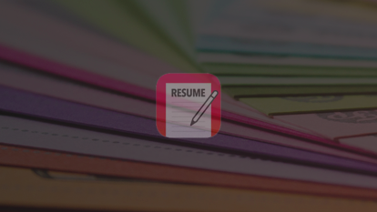 CV/Resume Mobile - Resume Maker App